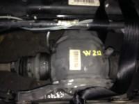 diferential spate mercedes e class w212