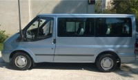 Ford Tranzit 2.2TDCI an 2007 microbuz 6 Locuri